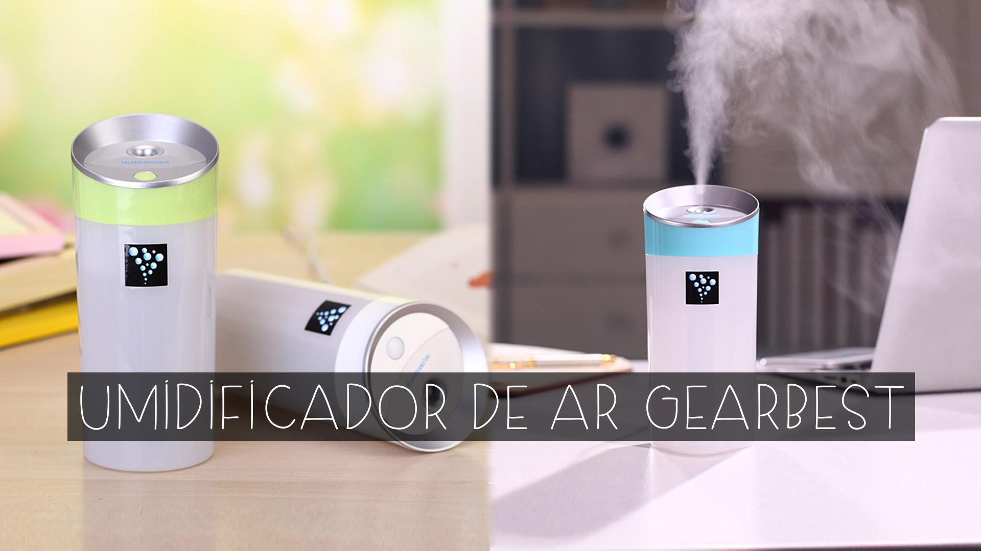 umidificador de ar gearbest