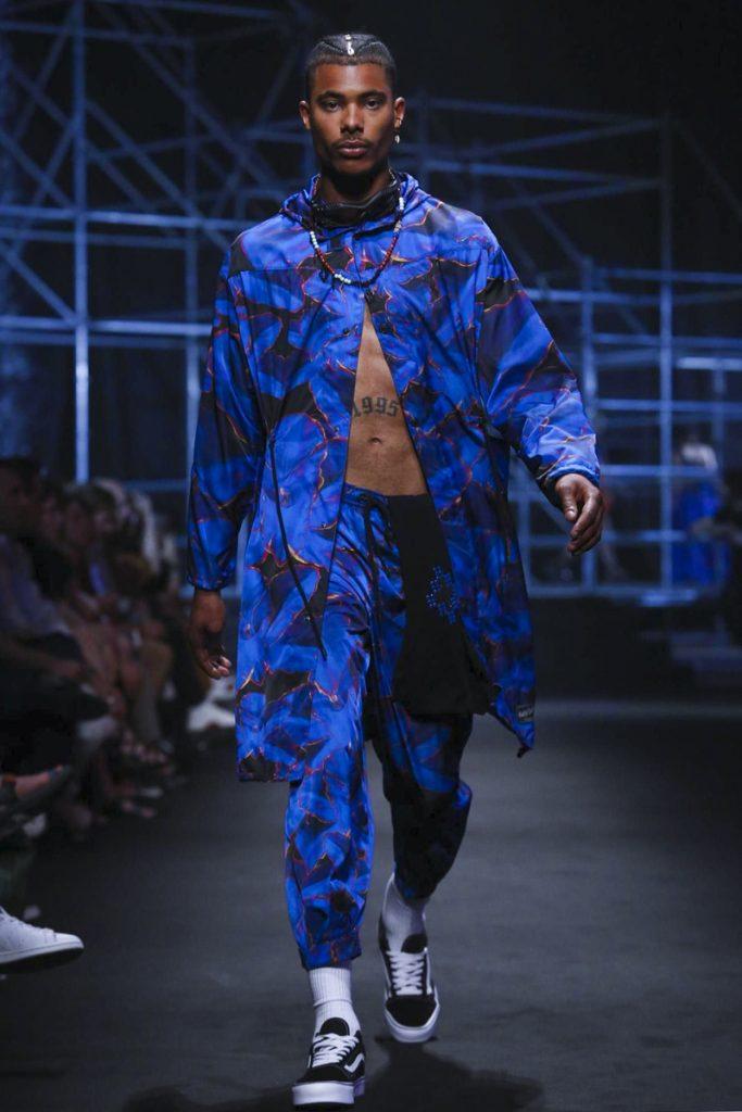 Marcelo Burlon roupa estampada