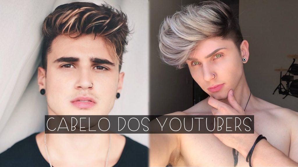 youtubers com os cabelos mais bonitos