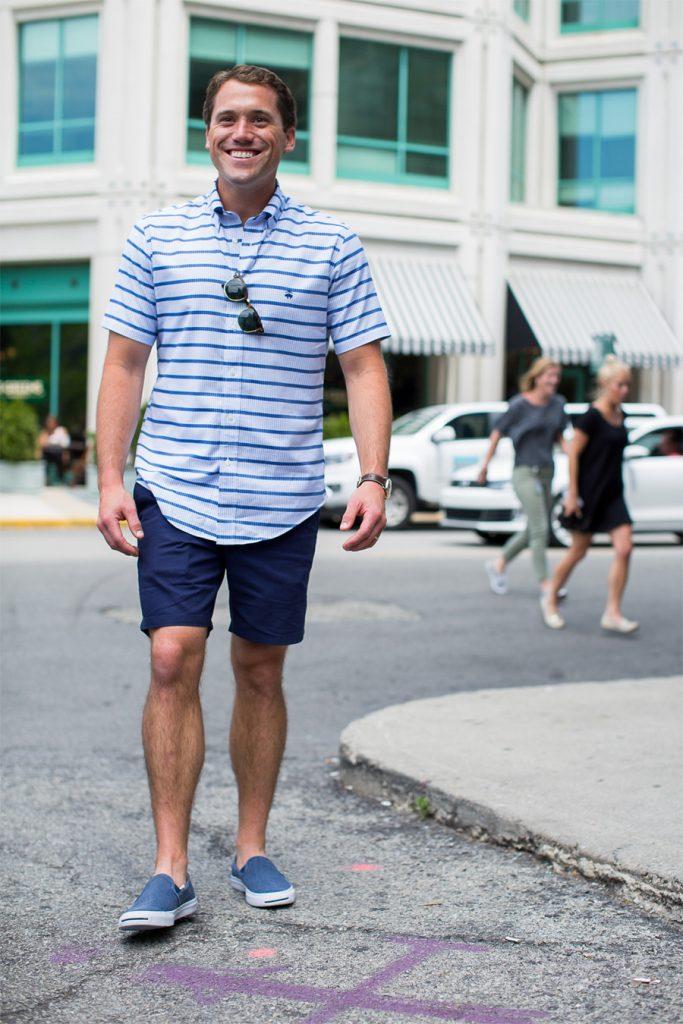 moda masculina parecer mais forte