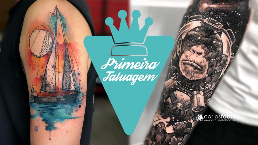 Dicas para a primeira tatuagem