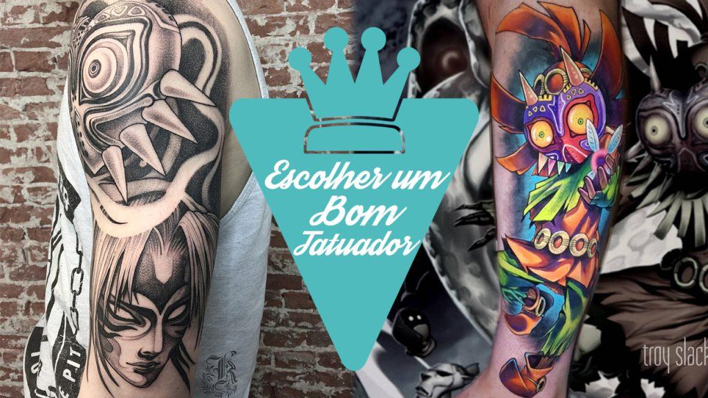 Dicas de como escolher um bom tatuador