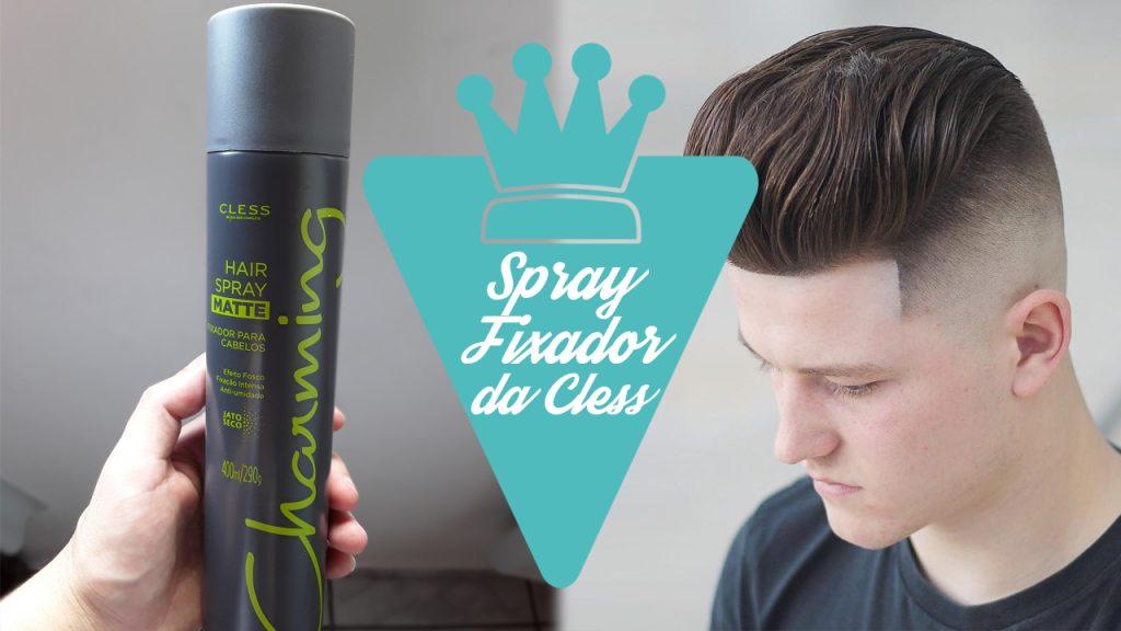 Spray fixador da Cless