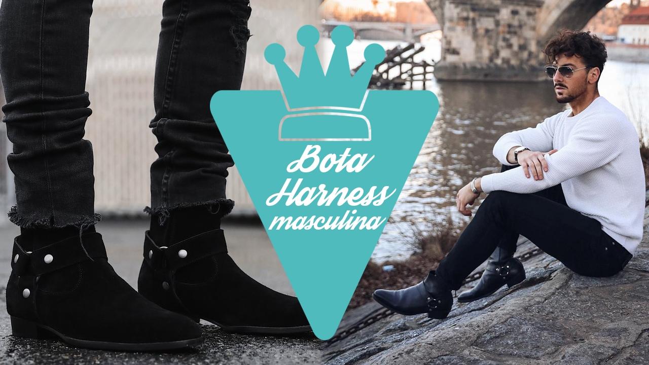 Bota Harness: como usar
