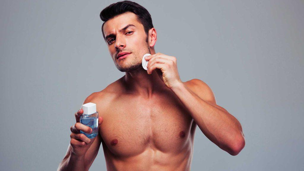 Dicas de cuidados faciais para homens