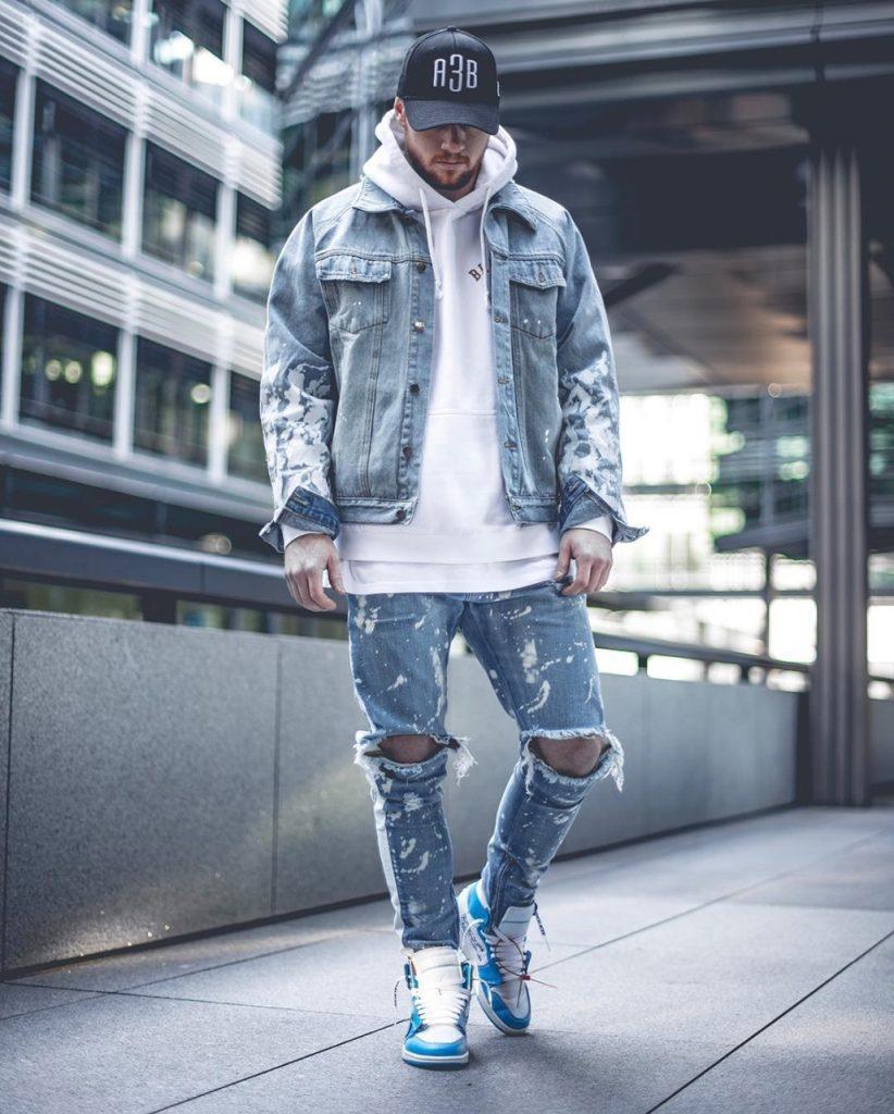 Blog de moda masculina Look All Jeans