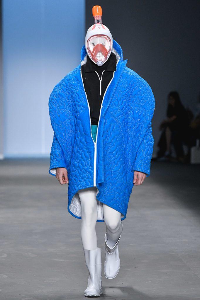 Tendências de moda masculina SPFW