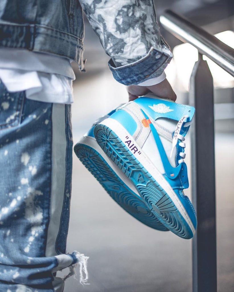 Tênis Nike Air Jordan I The Ten