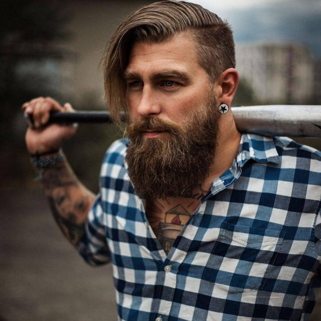 Lumberjack ou lumbersexual