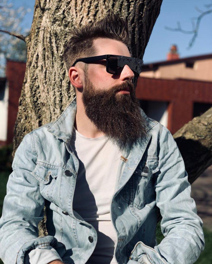 Como fazer a Lumberjack beard
