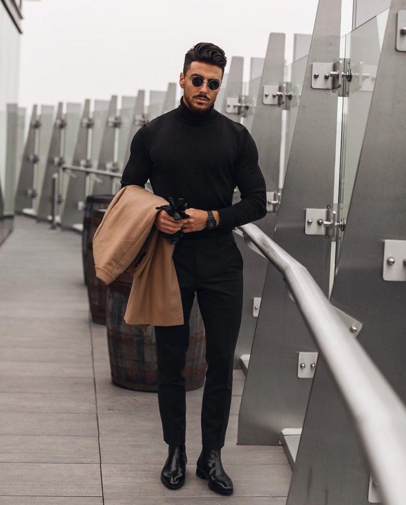Moda masculina: cacharrel