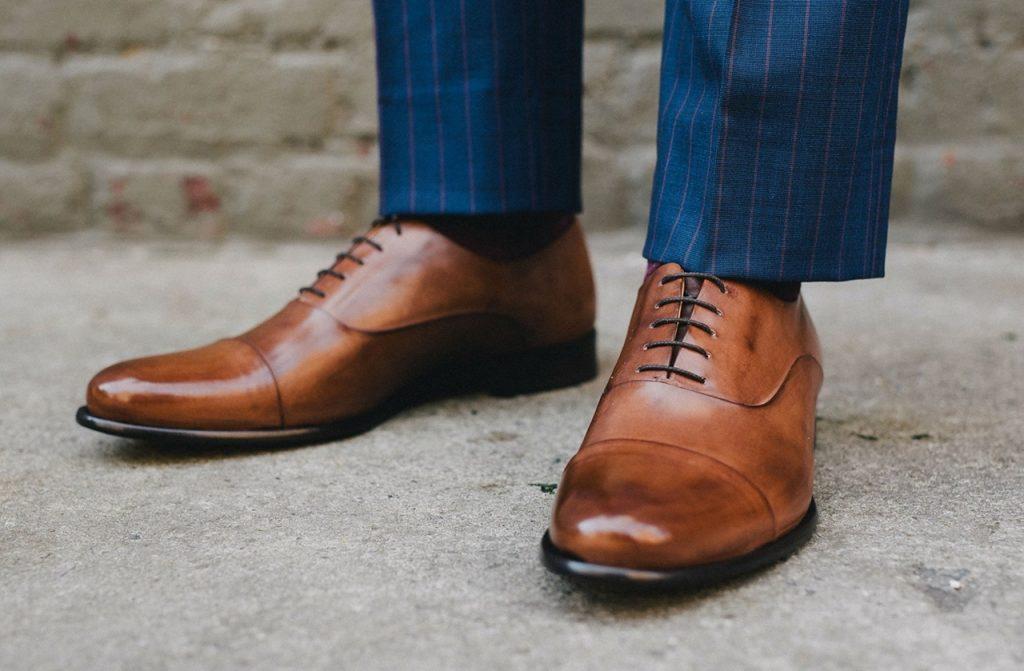 Tipos de sapato social masculino