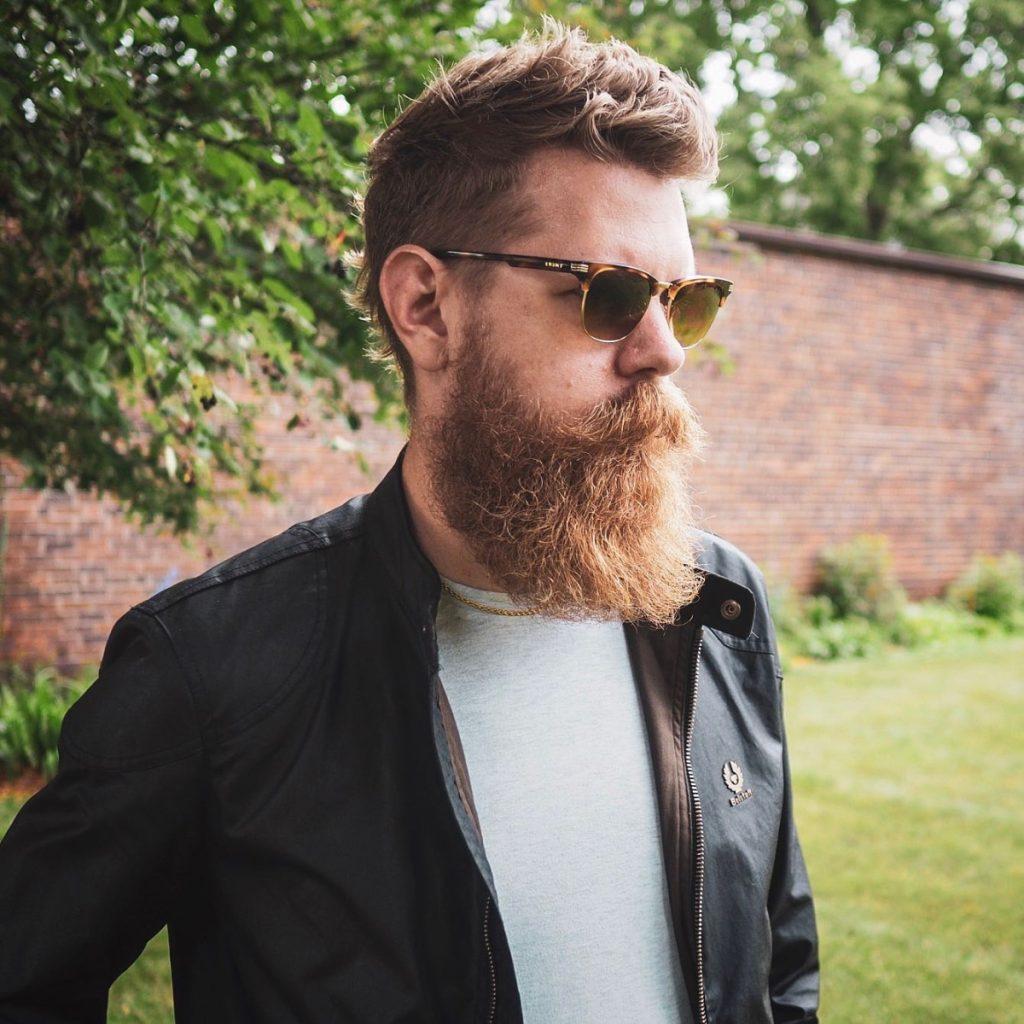 Estilo de barba Bandholz
