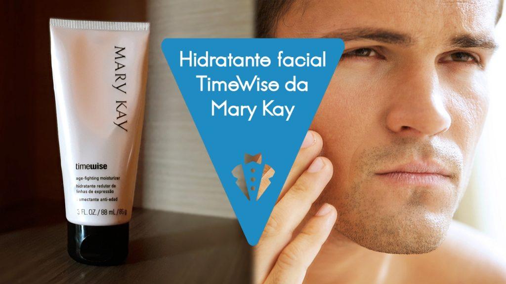 Hidratante facial TimeWise da Mary Kay
